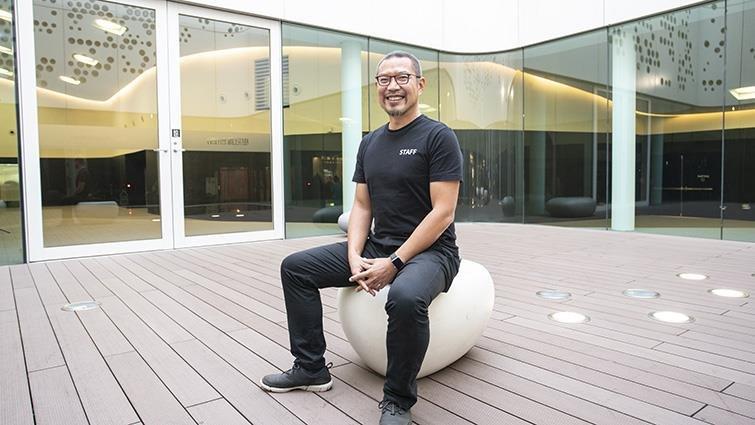 衛武營藝術總監簡文彬:天賦是我的助力,也是阻力