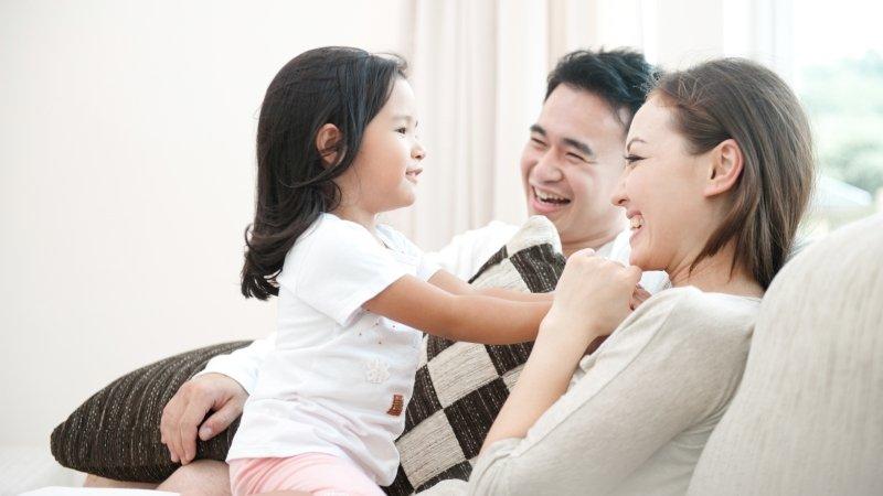 犯錯時向孩子坦白認錯,孩子才會信服你的管教