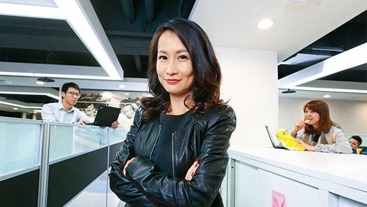 台灣百事總經理黃珮婷 事業與母愛一起全球飛