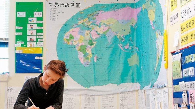 中文雙語學校:想學好語言,先學文化