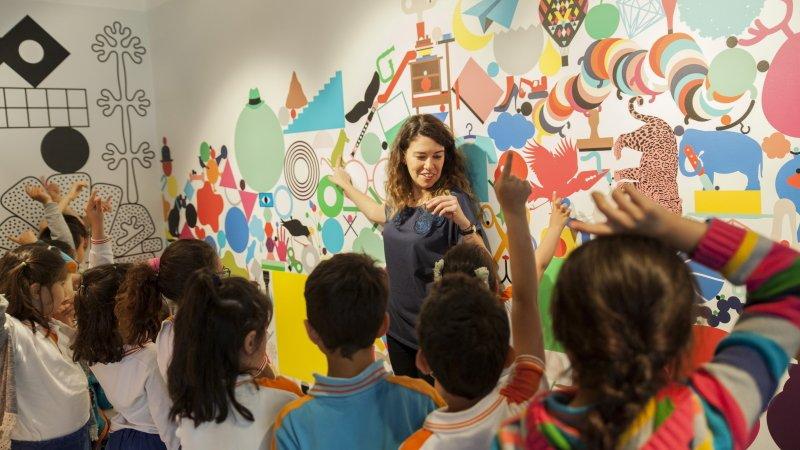 阿鎧老師:從藝術美學到空間建構,培養孩子的大能力從視覺探索開始
