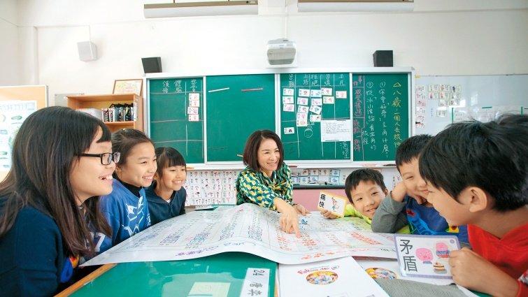 溫美玉:運用情緒卡,培養學生自我覺察力