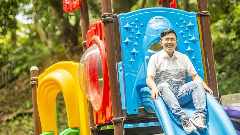 心理師蔡百祥:比起 ADHD 的挫折,和父母的關係更讓我沉重