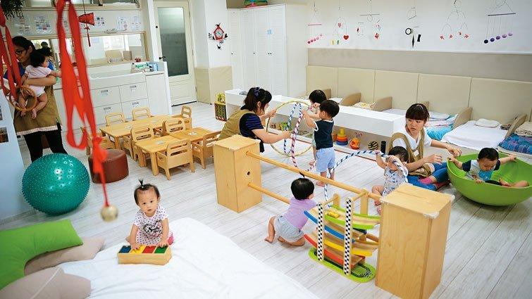 降低師生比,寶寶更能被看見
