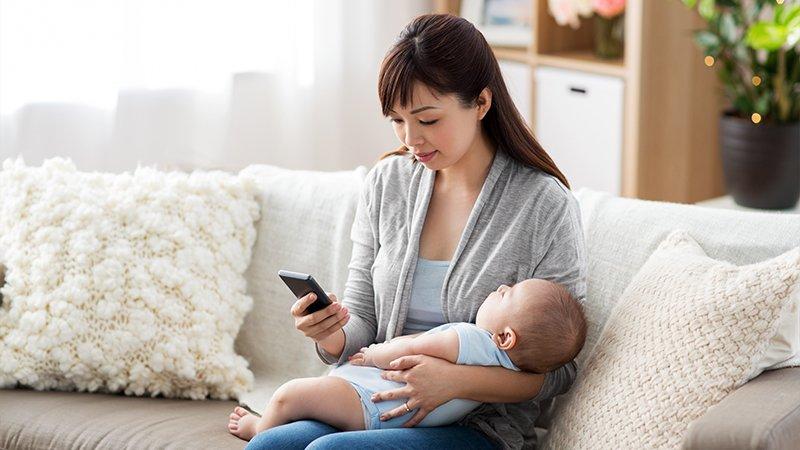 照顧孩子難免感到無聊,但別看螢幕打發時間