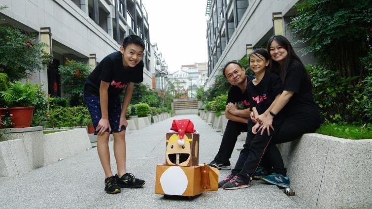 創造力資優班學生 賴奕寰:五歲開始玩自造 養出主動學習動機