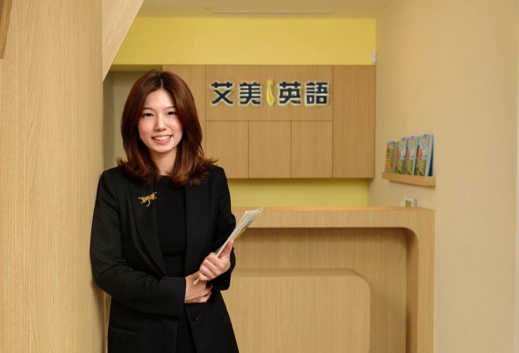 網路評為台灣最有影響力的英文老師 Miss Vivian的艾美英語讓孩子與眾不同