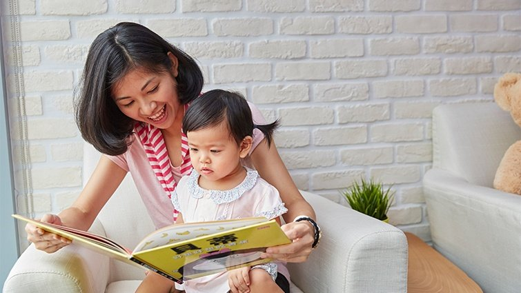 張淑瓊:從「親子共讀」到「閱讀起步走」,現在「醫」起ROR!