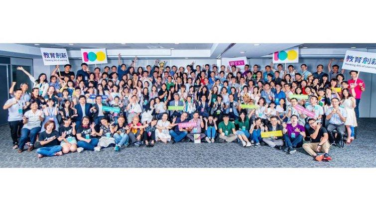 親子天下2018教育創新100共創會:現在的創新,將成未來的常態