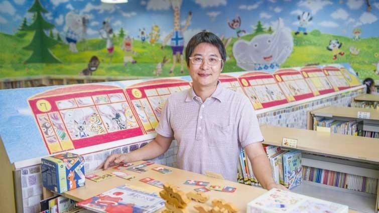 2016年博客來年度華文暢銷作家  賴馬 親子天下全方位經營賴馬IP 攜手讓童書繪本作家站上暢銷榜首