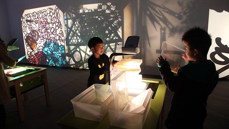 法式兒童藝術體驗營:從孩子的藝術家視角養成正向的人格發展