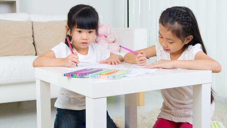 黃瑽寧:低年級小齡兒童,容易被診斷注意力不集中過動症