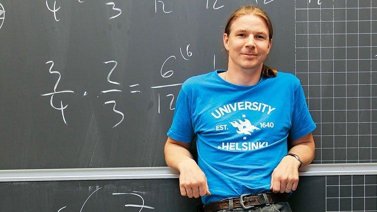 【芬蘭教育】數學老師古尼克:先思考,改變才有意義