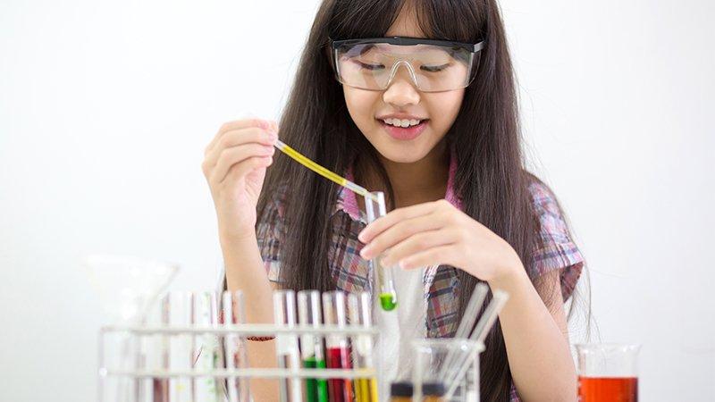 從小培養STEAM能力,讓孩子長大之後不再害怕科學!