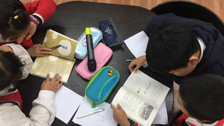朗讀、默讀和共讀:閱讀推廣人王怡鳳看童書的3個觀點