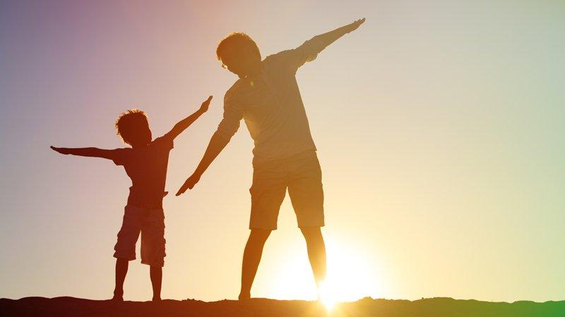 來自6個孩子爸的心聲:強迫促使反抗,培養孩子獨立思考,先給予「自主權」