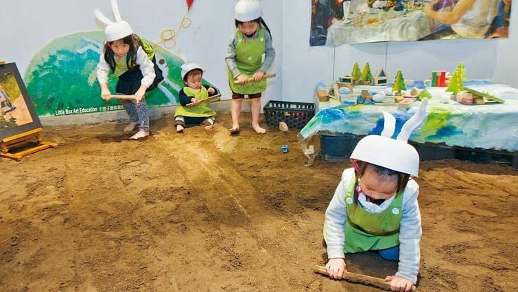 幼兒課程新趨勢:從「學」才藝到「玩」才藝