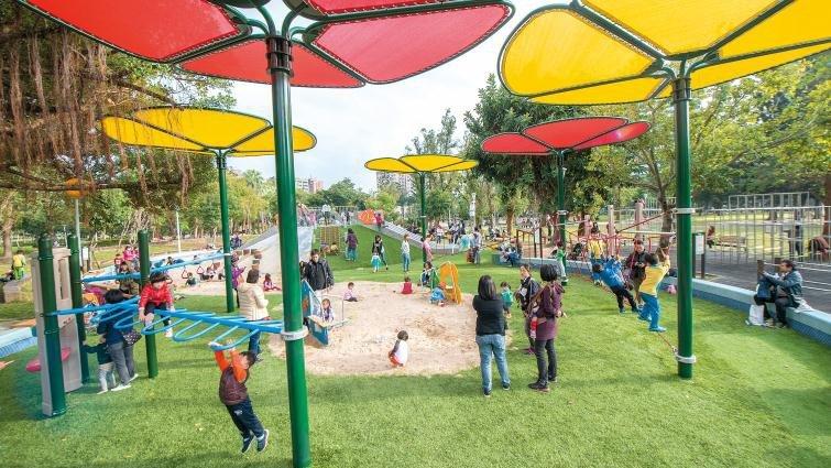 特公盟教你:怎麼把公園變特色公園