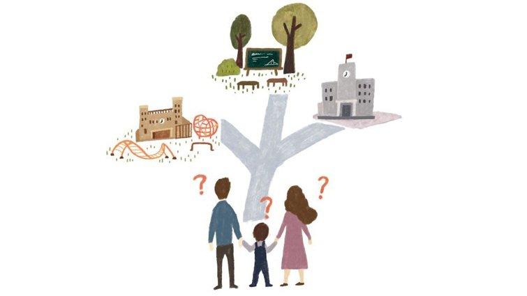 過來人家長提供實用建議:走入實驗教育前,必看12關鍵問題