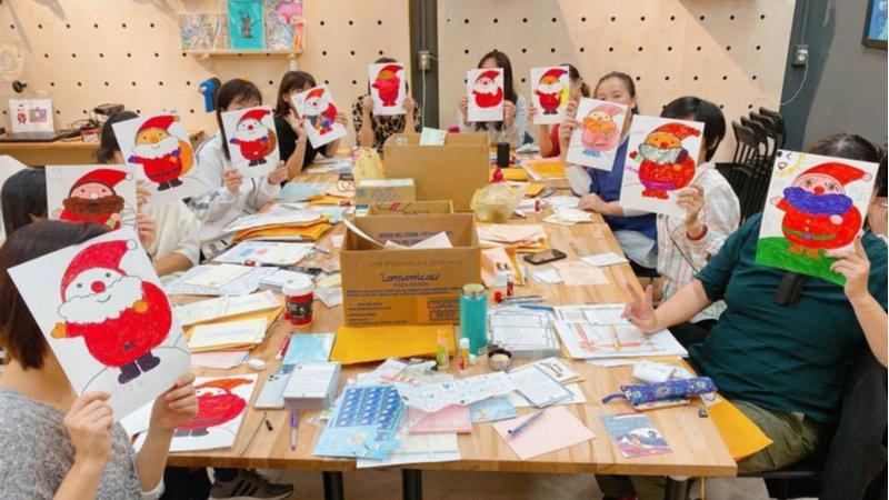 另類解憂雜貨店!台灣聖誕老公公從聖誕忙到過年,只為守護孩子的童心