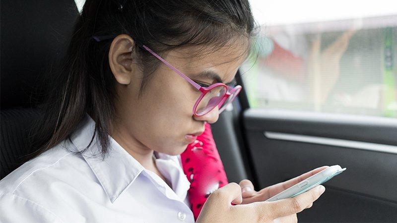 孩子想帶手機上學,可以嗎?