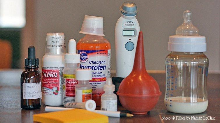 小孩感冒藥沒吃完,會變成肺炎?