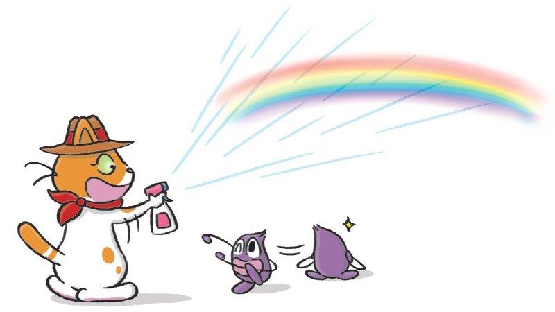 【給父母的科普知識私藏包】天空為什麼會有彩虹?