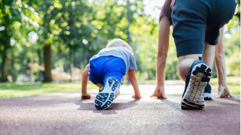別再講「運動明天再說」! 新年新計畫從15分鐘學跑步開始