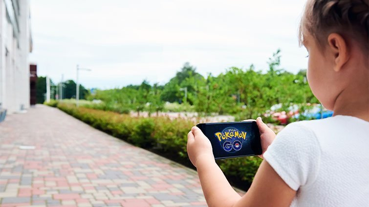 Pokémon Go來台,給父母和小孩玩遊戲的五個提醒