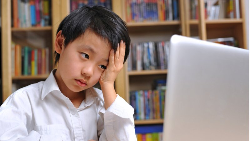 當孩子因停課或考試延期而焦慮、不安,5招打造抗壓力