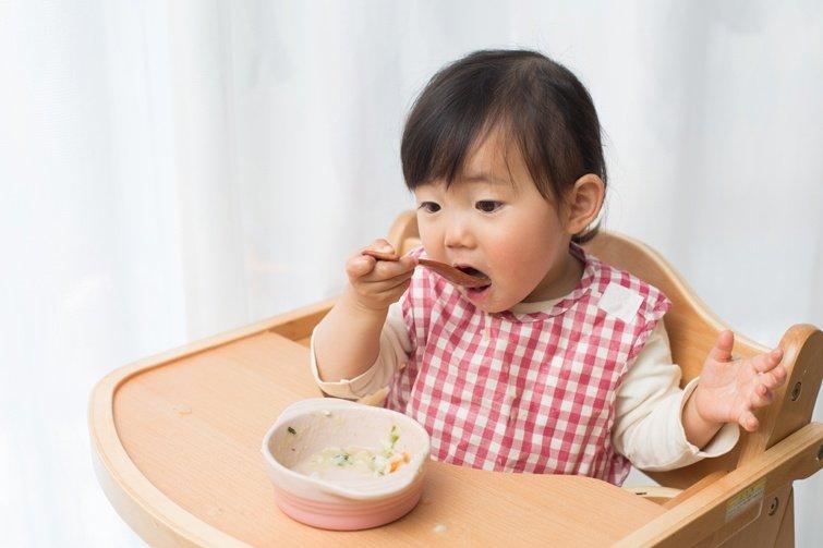 零食與正餐牴觸,正餐就更不愛吃