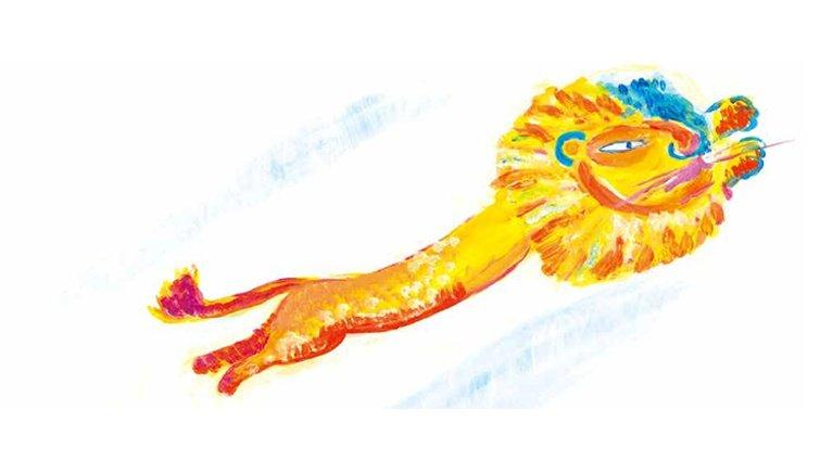 張淑瓊:佐野洋子的《飛天獅子》教我的5件事