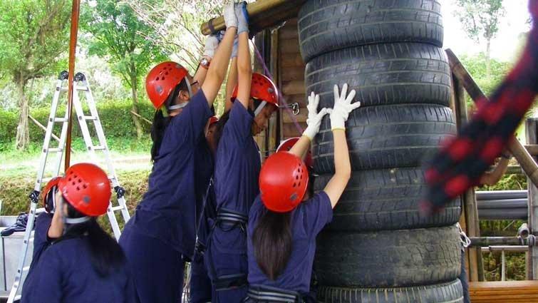 台北市復興實驗高中國中部:「先學後教」讓學習更主動