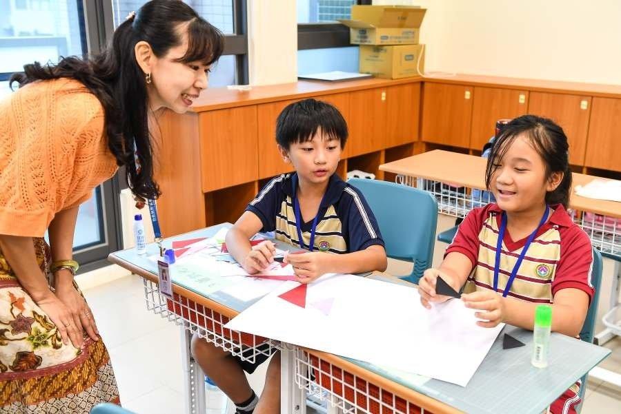 康橋與老師共創教育桃花源 全力培養孩子關鍵能力