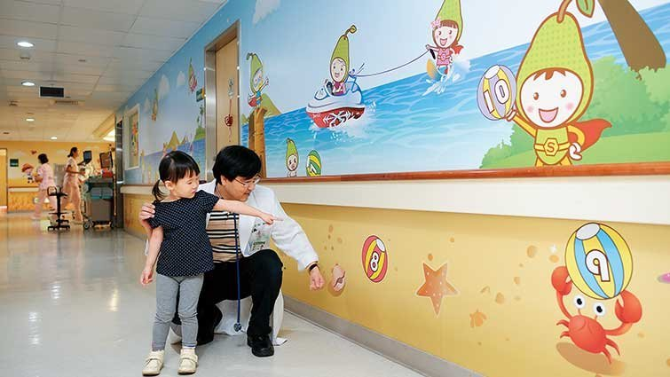 模擬小小醫護 體驗扎針不害怕