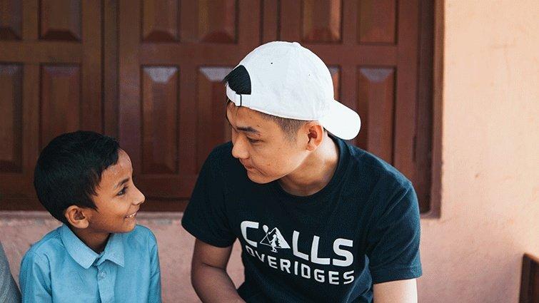 「聽見遠山呼喚」 熱血台大生深耕3年 助尼泊爾偏鄉300貧童復學
