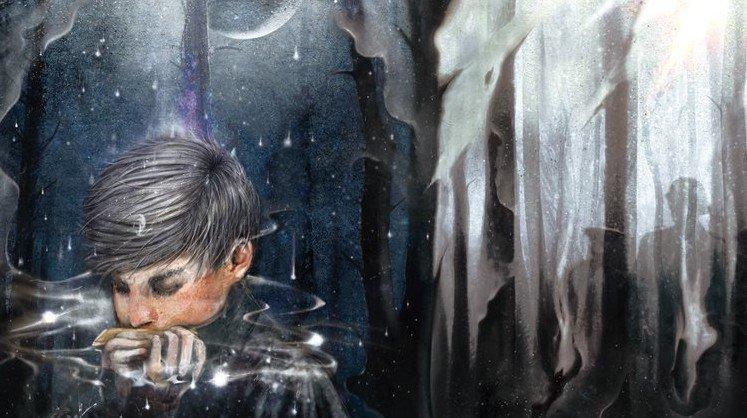 林怡辰:好厲害的小說─《口琴使者》