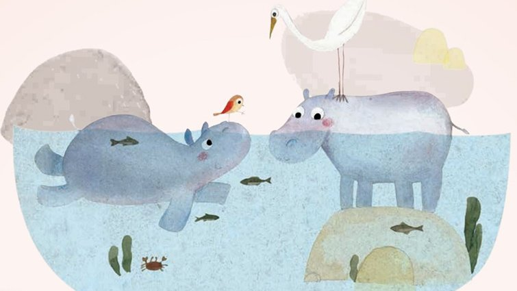 這些動物竟然也是好朋友?胡妙芬:從生物界的自然友情,學習互助合作的精神