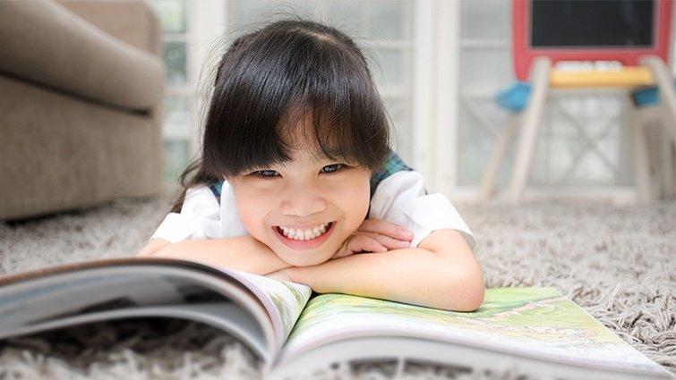 林真美:什麼是好的繪本?孩子「喜歡」比什麼都重要!