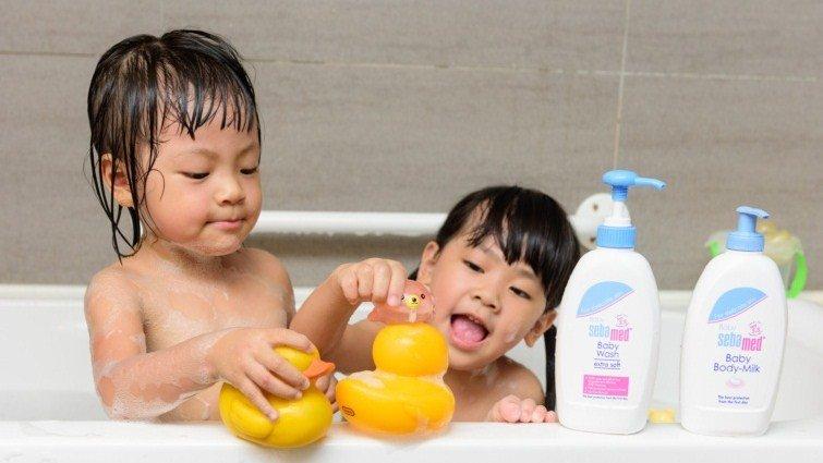 極致溫和 舒敏保水  施巴5.5天然舒敏,從沐浴開始做保養