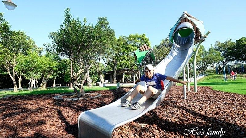 【台北景點】南港公園:城市冒險森林新亮點!5大特色溜滑梯、溜索、天網、多功能沙坑