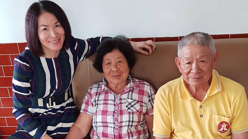 溫美玉:一生最大的挫敗,是不敢盡情擁抱我的母親