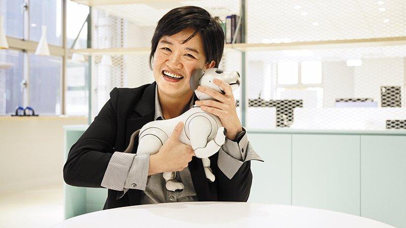 英業達首席科學家 陳佩君:身為科學家 我最重要的工作其實是溝通