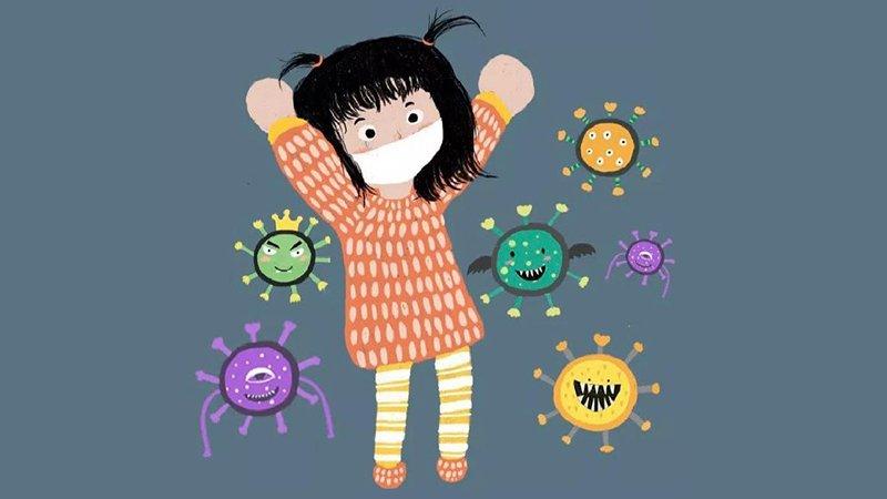 武漢肺炎是什麼?帶孩子學習自我保護!