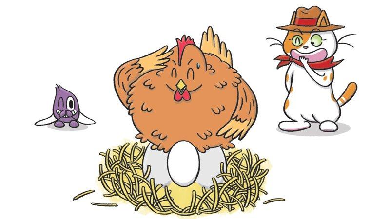 【給父母的科普知識私藏包】雞蛋為什麼圓圓的?