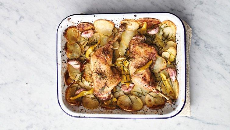 傑米‧奧利佛:香草烤雞