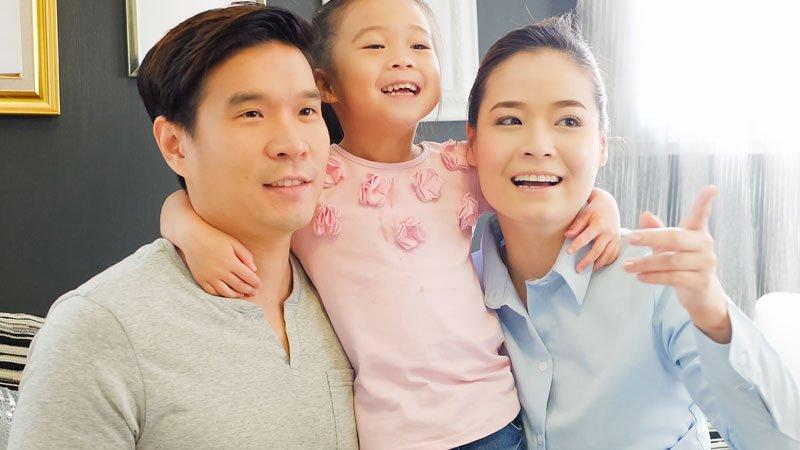 當老婆或當媽媽,都不應有所謂的標準樣貌