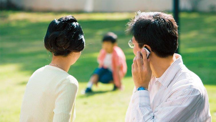 新鮮事 / 維持每週聯繫,降低留守兒童焦慮