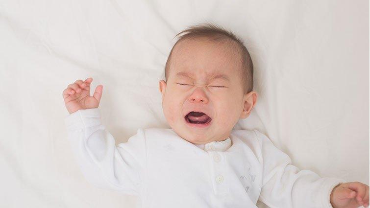1歲多孩子常生氣哭叫,這麼小要如何教?