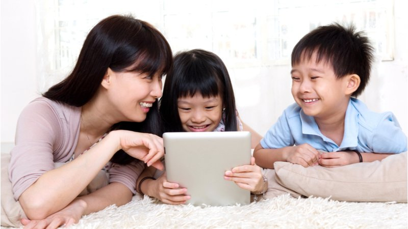 家庭照片的療癒魔力!陪伴孩子度過人生危機